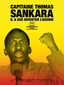 AFFICHE CAPITAINE TH SANKARA