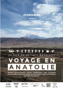 Voyage en anatolie_affiche